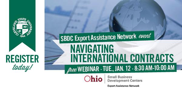 Navigating International Contracts - January 12, 2021
