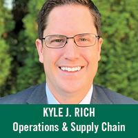 Kyle Rich - Rotary Scholar