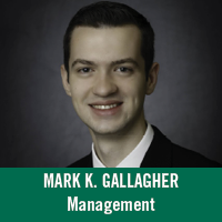 Mark Gallagher - Rotary Scholar