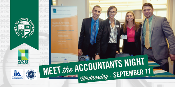 Meet the Accountants Night 2019