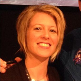 Melanie Brunner, BBA in OSM, Interned at NASA Glenn Research Center