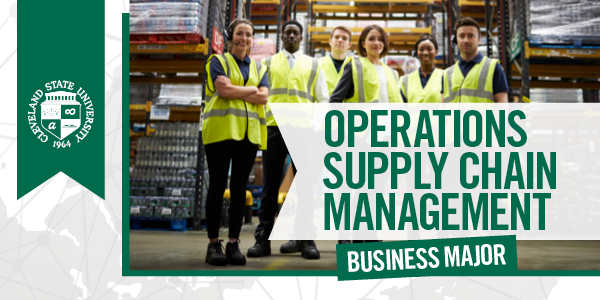 BBA in Operations & Supply Chain Management