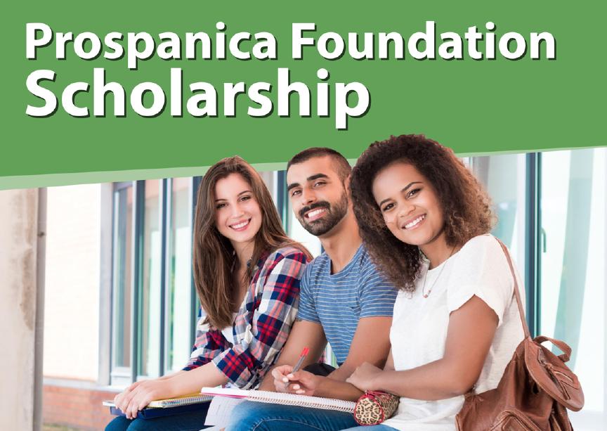 Prospanica Foundation Scholarship