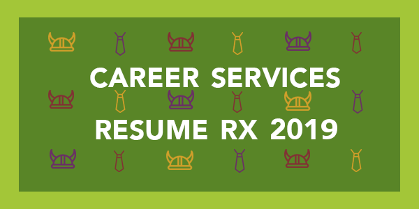 Resume Rx 2019