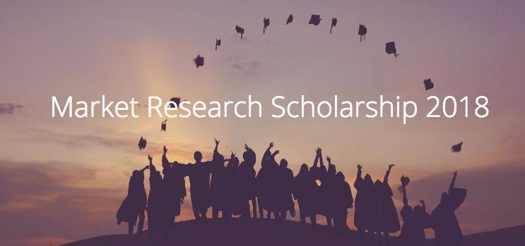 MarketResearch.com Scholarship 2018
