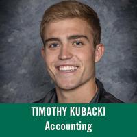 Timothy Kubacki - Rotary Scholar