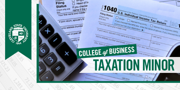 Undergraduate Minor in Taxation