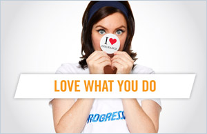 Progressive Insurance - Flo - Love What You Do