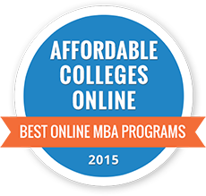 Affordable Colleges Online 2015-2016 MBA