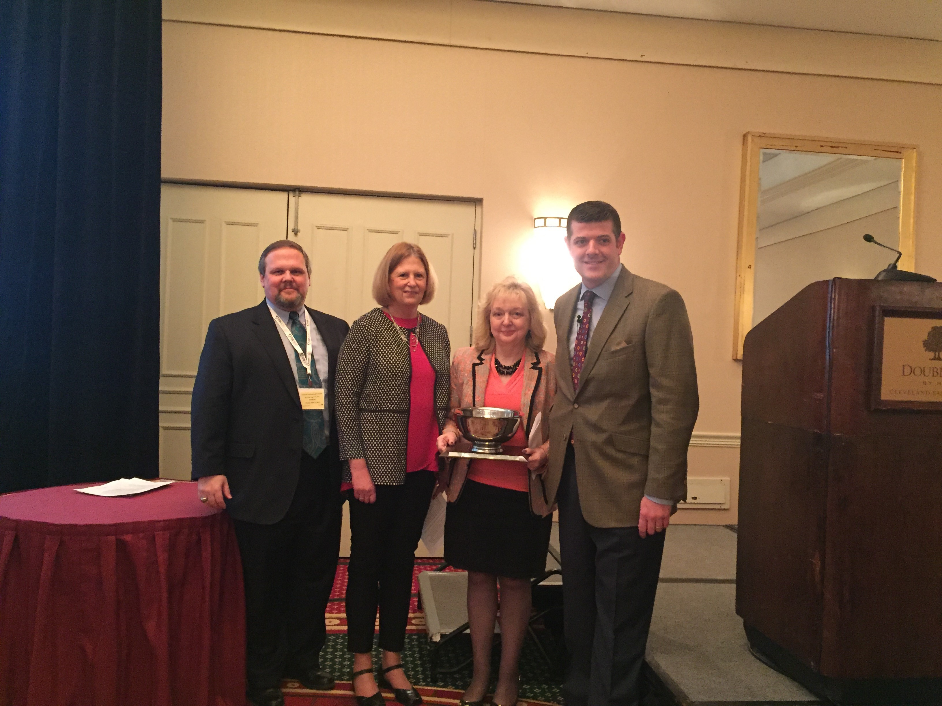 Dr. Heidi Meier Named 2016 Outstanding Ohio Accounting Educator