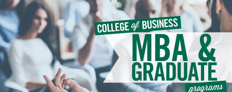 MBA and Graduate Programs