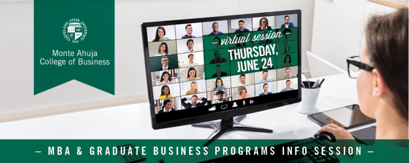 MBA and Graduate Business Programs Info Session - June 24 2021