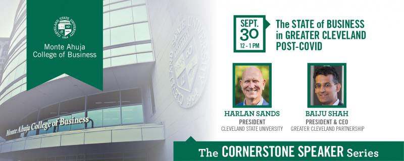 Cornerstone Speaker Series - September 2021