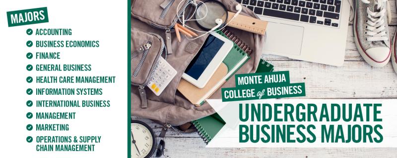 Undergraduate Business Majors 2020