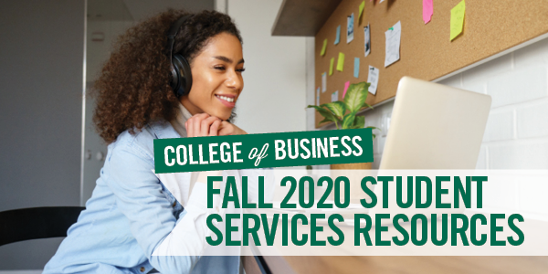 Fall 2020 Student Services Center