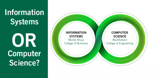 Information Systems or Computer Science?