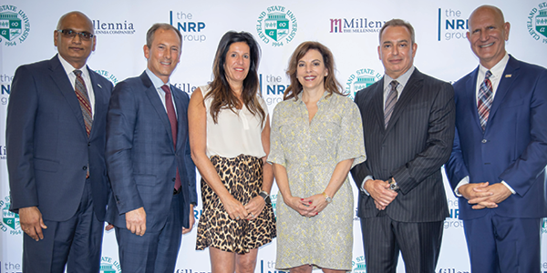 NRP & Millennia Group Property Management Center Announcement