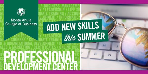 Summer at CSU - Professional Development Center