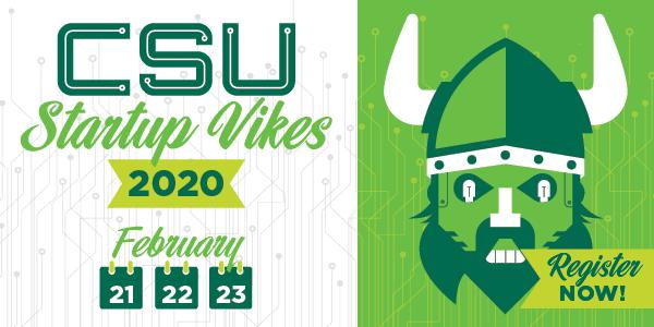 Register Now For Startup Vikes 2020